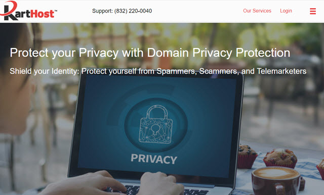 Domain Name Record ID Protection from KartHost