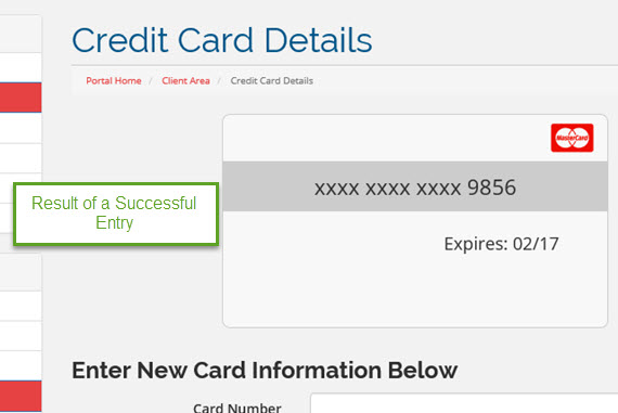 how do i change my credit card on google alliance international
