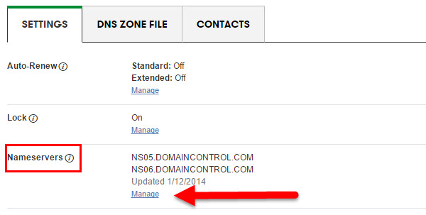Transfering Your Domain Name from GoDaddy to KartHost Step 08