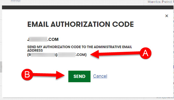 Transfering Your Domain Name from GoDaddy to KartHost Step 10